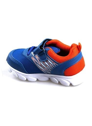 Cool 20-S12 Mavi Erkek Çocuk Bebe Günlük Spor Ayakkabı Mavi